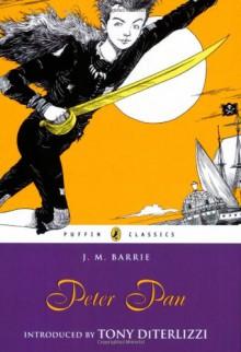 Peter Pan - J.M. Barrie, Tony DiTerlizzi