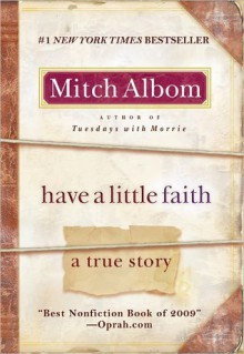 Have a Little Faith - Mitch Albom