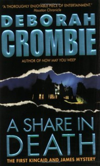 A Share in Death (Audio) - Deborah Crombie, Michael Deehy