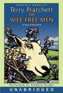 The Wee Free Men (Audio) - Terry Pratchett, Stephen Briggs