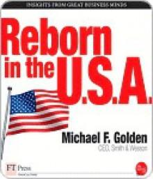 Reborn in the U.S.A. - Michael F. Golden