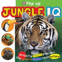 Pop-Up Jungle IQ - Roger Priddy