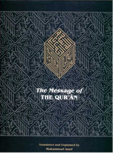 The Message of the Qur'an - Anonymous, Muhammad Asad