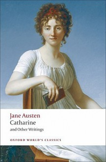 Catharine and Other Writings - Margaret Anne Doody,Douglas Murray,Jane Austen
