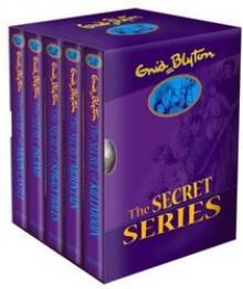 The Secret Series Gift Set - Enid Blyton