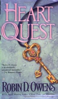 Heart Quest - Robin D. Owens