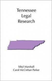 Tennessee Legal Research - Sibyl Marshall
