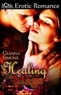Healing the Mage - Gianna Simone