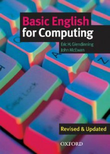 Basic English for Computing - Eric H. Glendinning, John McEwan