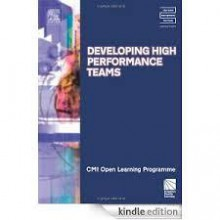 Developing High Performance Teams Cmiolp - Kate Williams