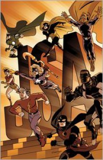 Justice Society of America, Vol. 9: Monument Point - Marc Guggenheim, George Pérez, Various
