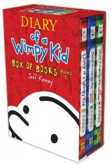 Diary of a Wimpy Kid: #1-3 - Jeff Kinney