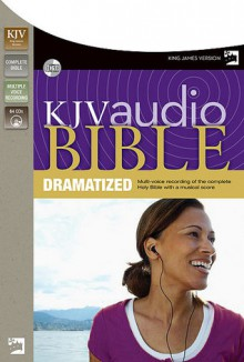 Dramatized Bible-KJV - Anonymous