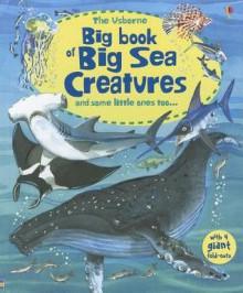 The Usborne Big Book of Sea Creatures - Minna Lacey,Fabiano Fiorin