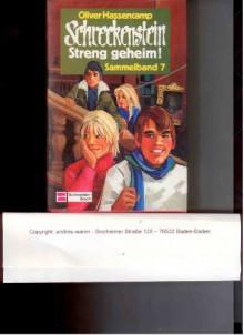 Schreckenstein, Streng Geheim! - Oliver Hassencamp