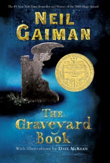 The Graveyard Book - 'Dave McKean',Neil Gaiman