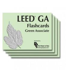 FLASHCARDS: LEED GA Flashcards: Green Associate - NOT A BOOK