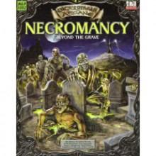 Encyclopaedia Arcane: Necromancy Beyond the Grave - Matthew Sprange, Anne Stokes