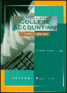 College Accounting: A Practical Approach, Chapters 1 26 - Jeffrey Slater
