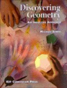 Discovering Geometry Induc - Michael Serra, Steven Rasmussen