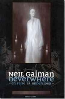 Neverwhere, en rejse på undersiden - Neil Gaiman