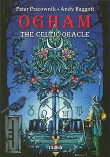 Ogham the Celtic Oracle Tarot Deck & Book Set - Andy Baggott