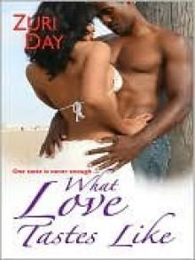 What Love Tastes Like - Zuri Day
