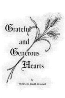 Grateful and Generous Hearts - John H. Westerhoff III