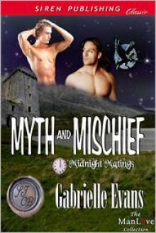 Myth And Mischief - Gabrielle Evans
