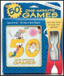 50 One-Minute Games/Book and Timer - Ellen Keller