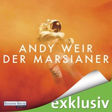Der Marsianer - Andy Weir, Richard Barenberg, Deutschland Random House Audio
