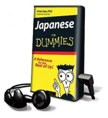 Japanese for Dummies [With Headphones] - Eriko Sato