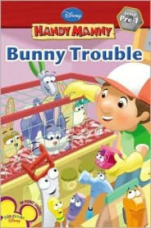 Bunny Trouble Early Reader Level Pre 1 - Susan Ring