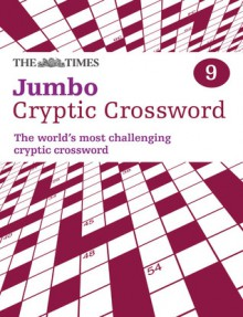The Times Jumbo Cryptic Crossword Book 9 - Collins UK