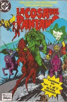 La Cosa del Pantano Tomo 6: Conclusión de la saga American Gothic - Alan Moore, Rick Veitch, Stephen Bisette