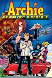 The Man from R.I.V.E.R.D.A.L.E. - Fernando Ruiz, Tom DeFalco