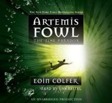 Artemis Fowl: The Time Paradox - Eoin Colfer, Enn Reitel