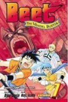 Beet The Vandel Buster 7 - Riku Sanjo