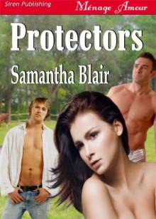 Protectors - Samantha Blair