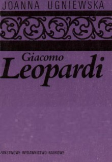 Giacomo Leopardi - Joanna Ugniewska