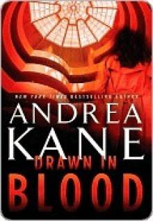 Drawn in Blood (FBI #2) - Andrea Kane