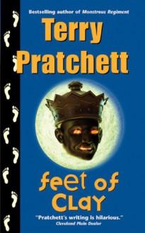 Feet of Clay (Discworld, #19) - Terry Pratchett