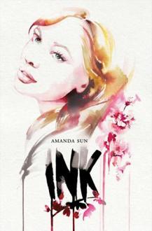 Ink (Paper Gods, #1) - Amanda Sun