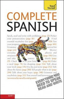 Complete Spanish: Teach Yourself - Juan Kattán-Ibarra