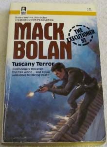 Tuscany Terror - Stephen Mertz, Don Pendleton