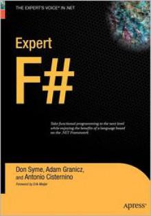Expert F# - Don Syme, Adam Granicz, Antonio Cisternino