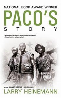 Paco's Story [With Headphones] - Lenny Heinemann, Richard Ferrone