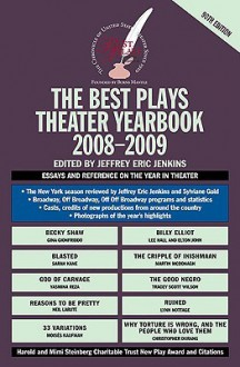 The Best Plays Theater Yearbook, 2008-2009 - Jeffrey Eric Jenkins