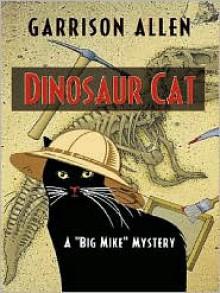 Dinosaur Cat -