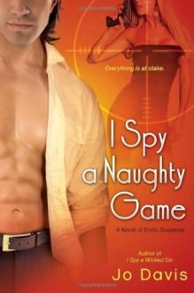 I Spy a Naughty Game - Jo Davis